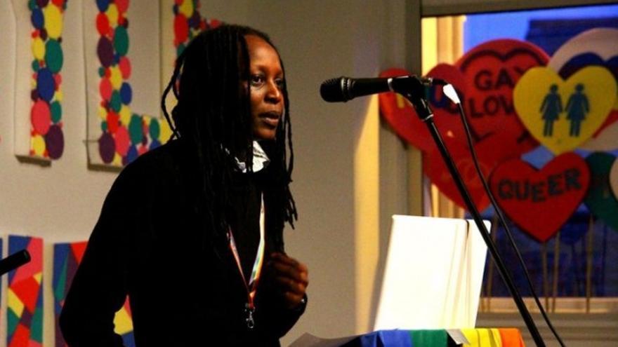 Kasha Jacqueline Nabagesera, directora de Bombastic y destacada activista LGBTI, ha recibido varios premios internacionales por su labor