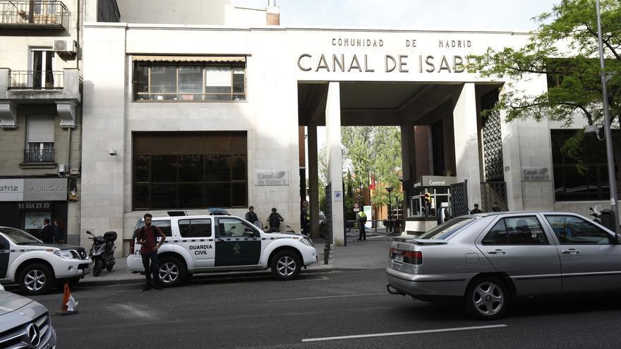 Gabilondo formaliza la petición de un pleno monográfico en la Asamblea de Madrid para hablar del Canal de Isabel II