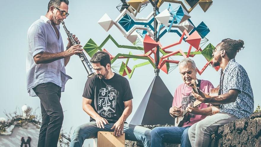 La sala Miller del parque Santa Catalina abre su programa navideño con el ciclo de conciertos 'Arrecife de las Músicas'