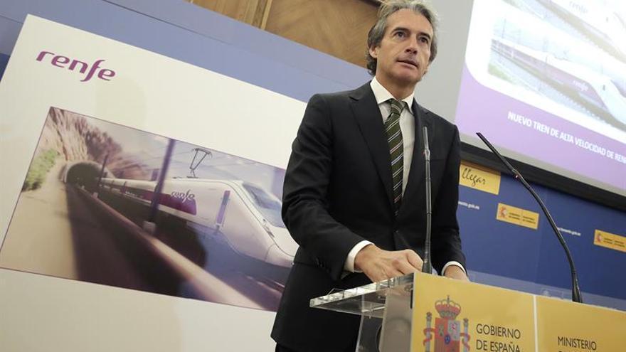 """De la Serna """"desatascará"""" las vías clave para CyL y todo el noroeste español"""