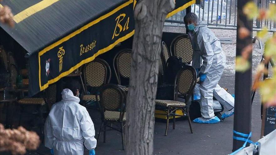 La Policía gala cree que el yihadista que fue a Siria en 2013 coordinó el 13-N en París