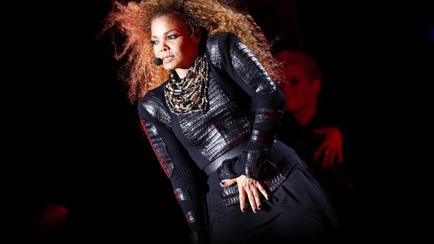 La cantante Janet Jackson, embarazada a los 49 años de su primer hijo