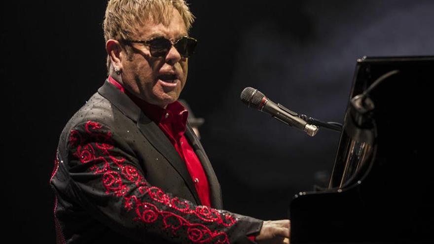 Elton John actuará este verano en el Gran Canaria Festival Rock