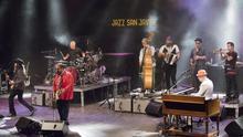 The Mavericks conquista al público de Jazz San Javier