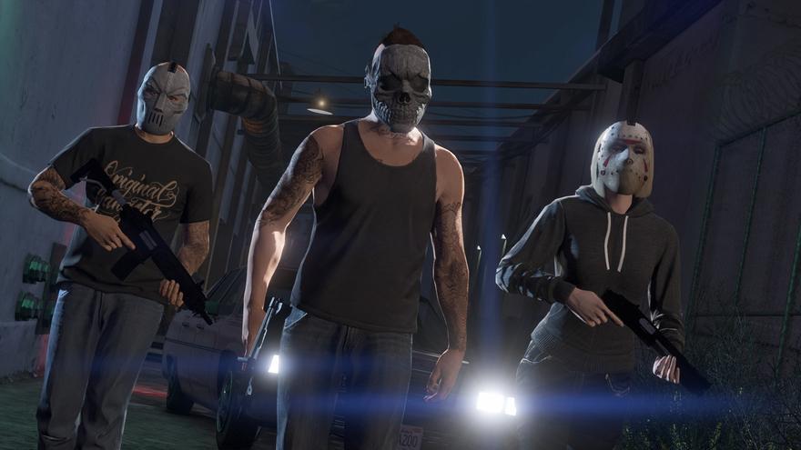 GTA V Online Next Gen