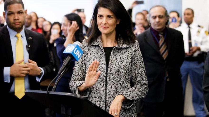 """EE.UU. pide a la ONU ver los abusos de DDHH en Venezuela y dejar la """"obsesión"""" con Israel"""