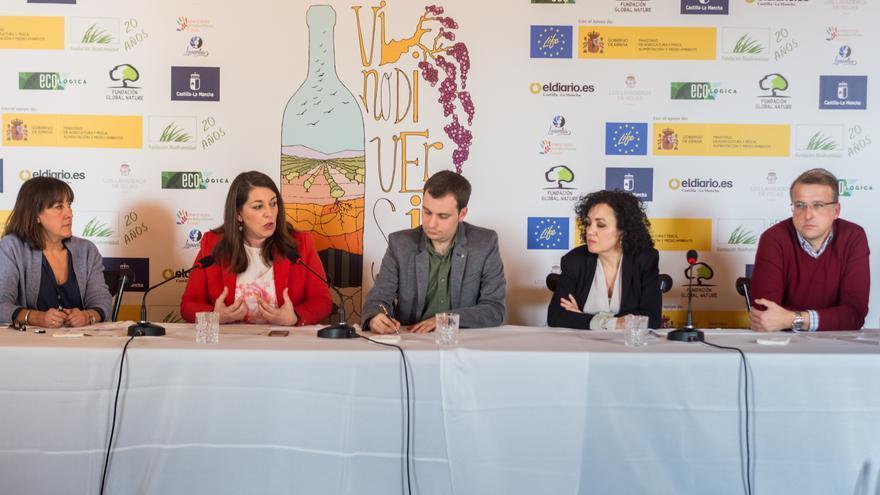 Oportunidades empresarialesen biodiversidad, cuarta mesa en VinoDiversidad