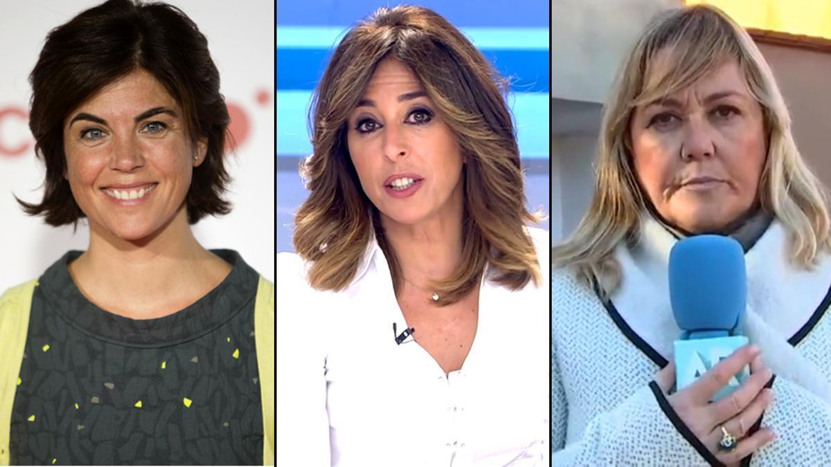 Samanta Villar, Ana Terradillos y Mayka Navarro fichan por 'En el punto de mira'