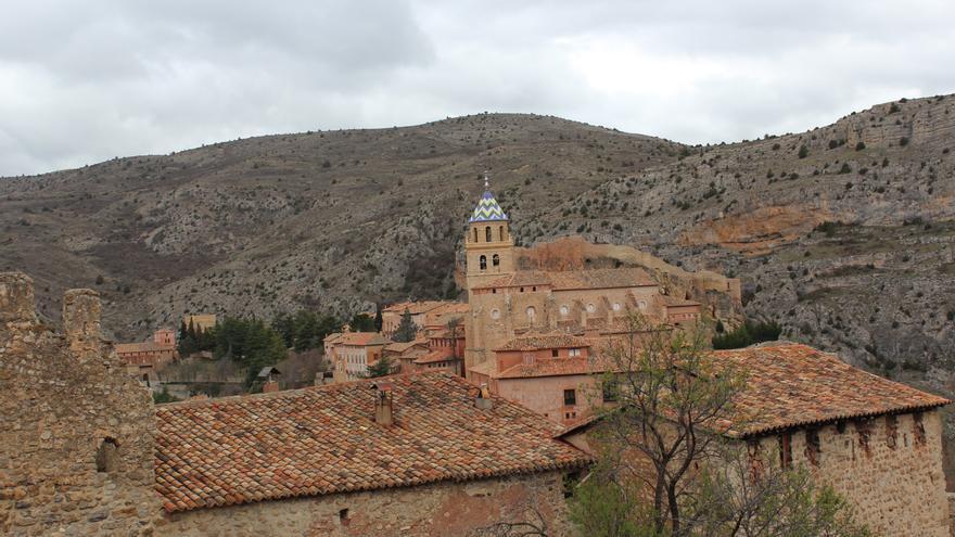 En la provincia de Teruel hay casi 1.000 personas menos que hace un año