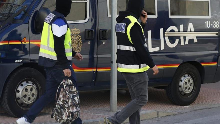Los detenidos acusados de pertenecer al DAESH  habían amenazado de muerte a España y Francia