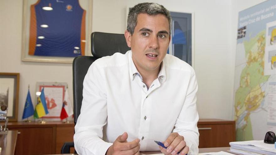 Pablo Zuloaga, nuevo secretario general del PSOE de Cantabria.