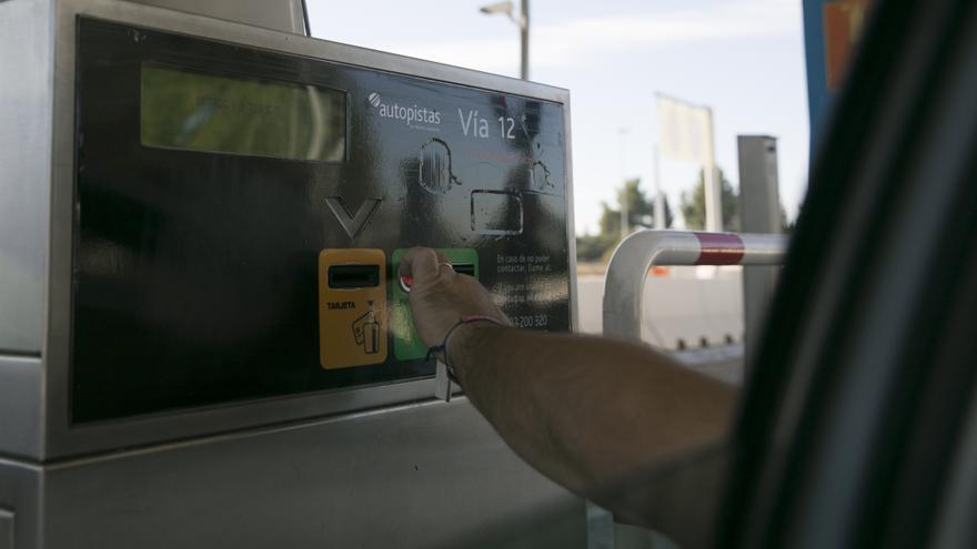 Archivo - Imágenes de recurso de la autopista de peaje Sevilla -Cádiz (AP-4)