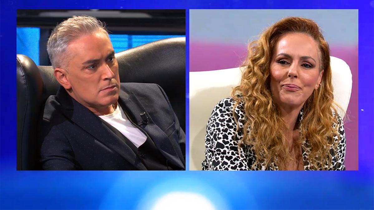 Kiko Hernández pide perdón a Rocío Carrasco en el cierre de la primera temporada de su docuserie