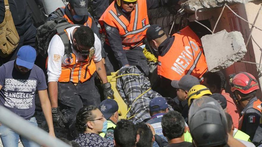 Una consternada América se alista para enviar ayuda a México tras terremoto