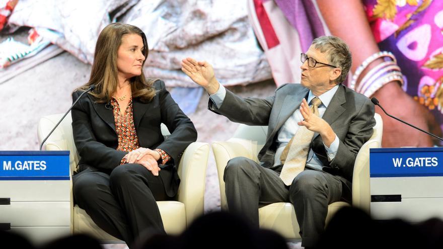 La ruptura de los Gates abre dudas sobre el futuro de su millonaria fundación