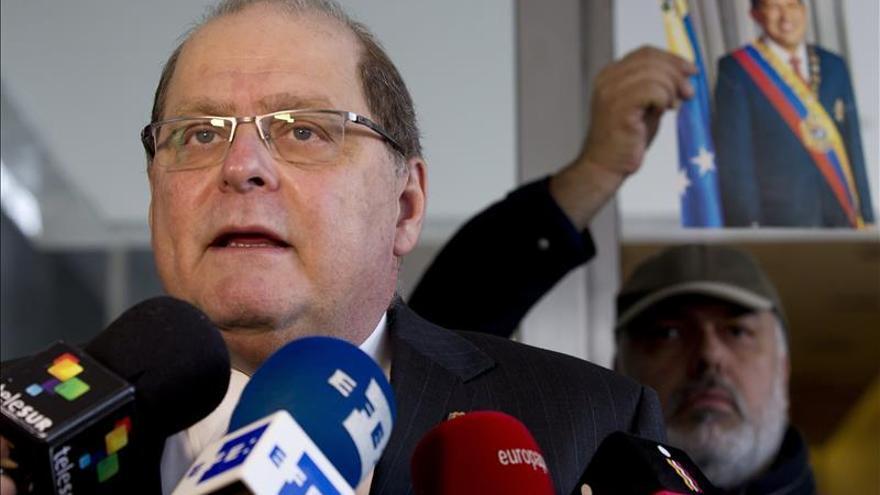 Embajador dice que Venezuela sigue abierta a buscar una relación madura con EE.UU.