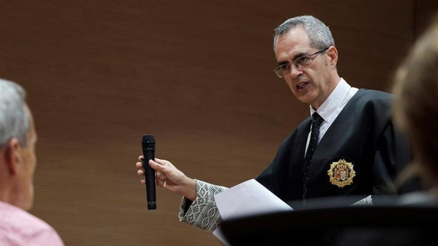 El fiscal anticorrupción de Las Palmas, Luis del Rio