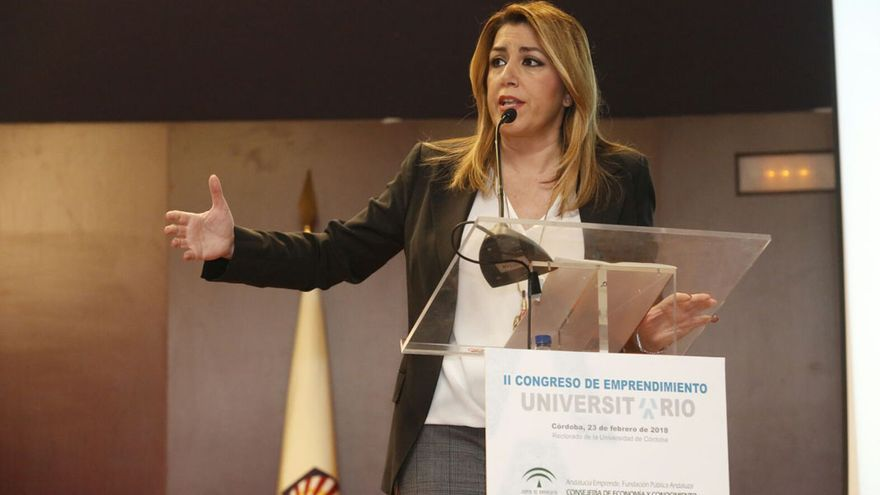 Susana Díaz | MADERO CUBERO