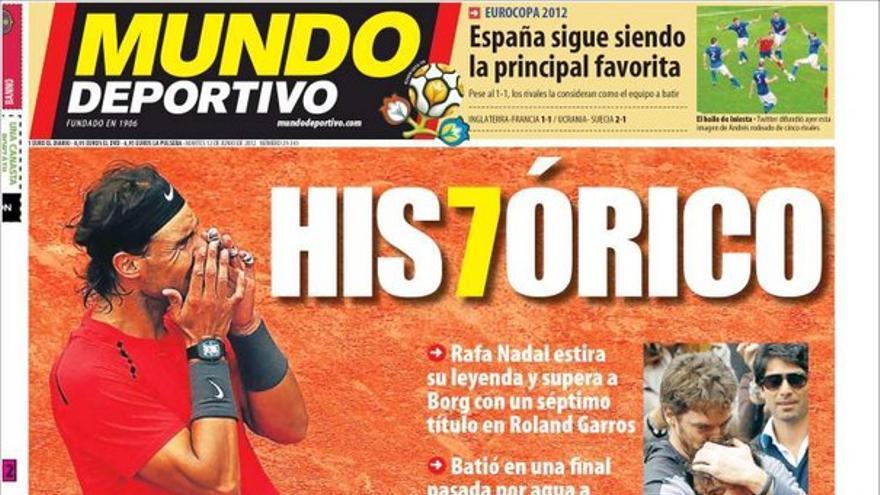 De las portadas del día (12/06/2012) #14