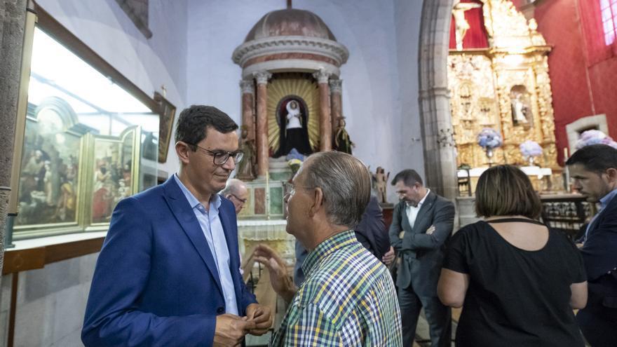 Visita a la Basílica de San Juan Bautista en la ciudad de Telde.