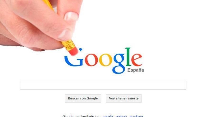 Google se plantea cerrar su sede en España (Foto: Google y Hoja de Router)