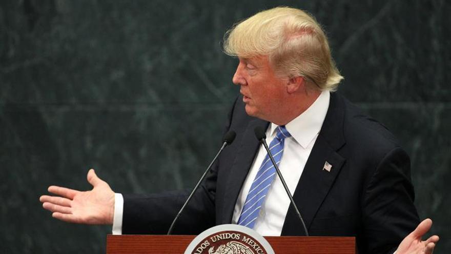 Controversia en EEUU por conversación sobre el muro entre Trump y Peña Nieto