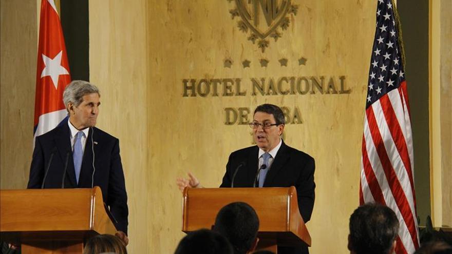 Cuba y EE.UU. concluyen reunión sobre la agenda para normalizar sus relaciones