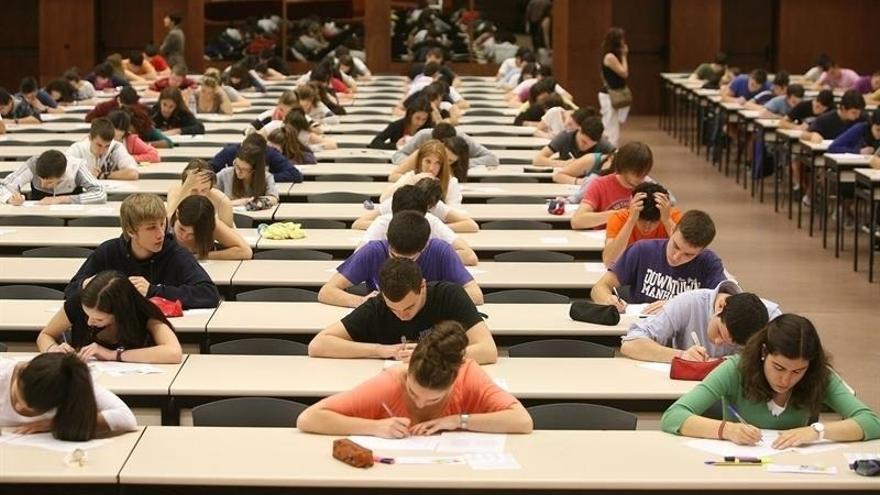 El 98% de los alumnos de Euskadi aprueba los exámenes de Selectividad