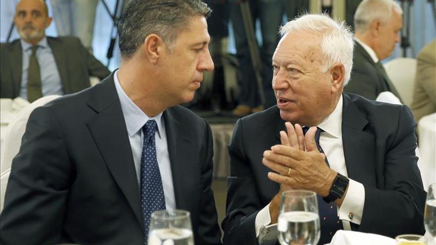 Margallo defiende la reforma de la Constitución para encajar a Cataluña y cederle el IRPF