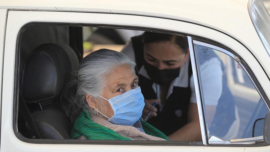 México registra 209.702 decesos y 2.281.840 casos por coronavirus