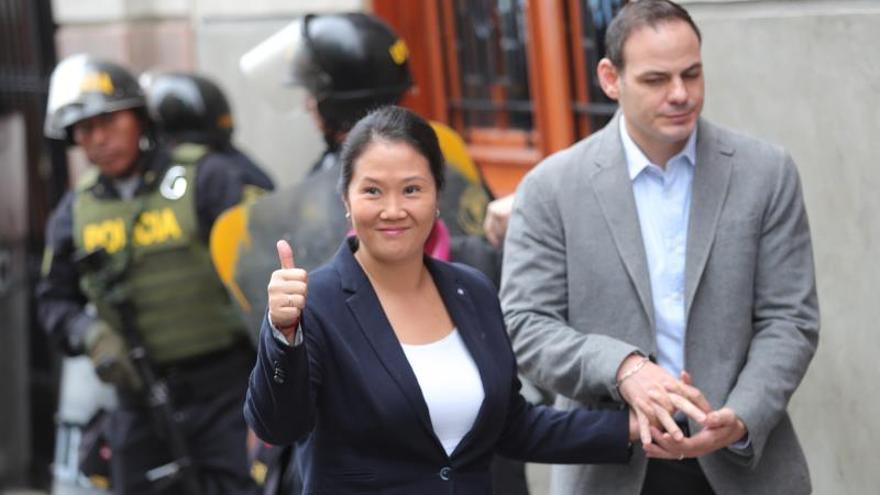 Fiscal se queja de supuesta obstaculización en caso contra Keiko Fujimori