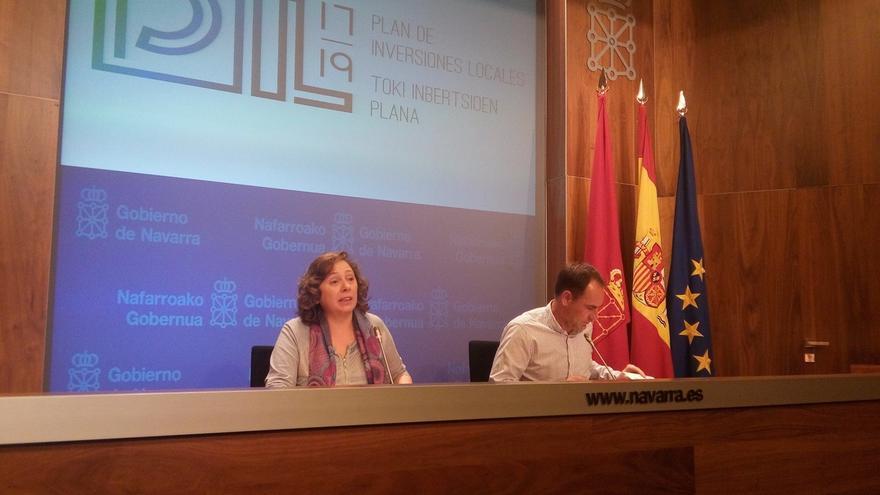 El Gobierno de Navarra inicia el Plan de Inversiones Locales 2017-2019 con una dotación de 100 millones de euros