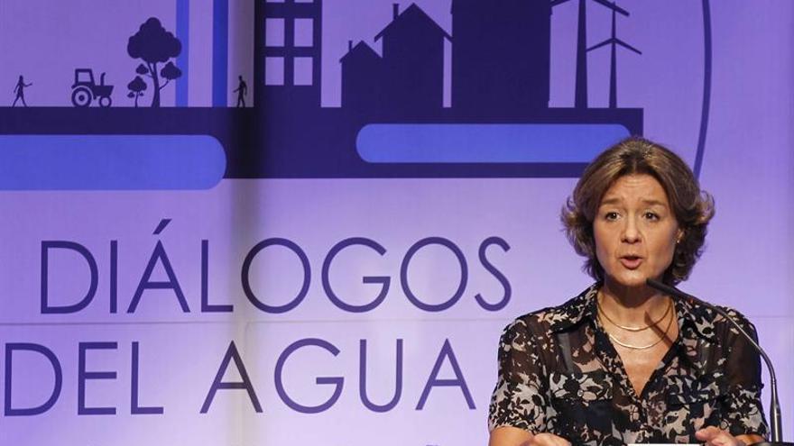 Tejerina: la política hidráulica debe plantearse como una política de Estado