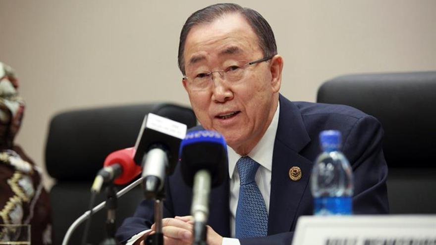 Ban Ki-moon logra que el presidente de Burundi retome el diálogo con la oposición