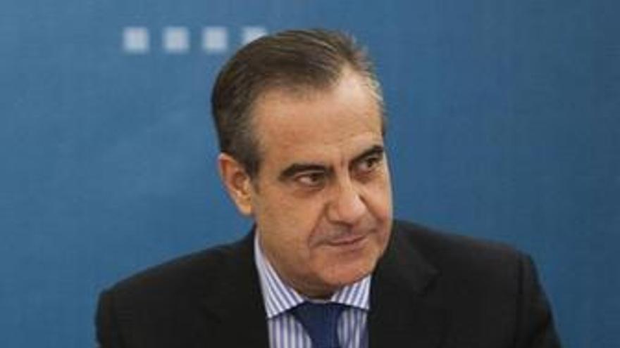 El ministro de Trabajo e Inmigración, Celestino Corbacho.