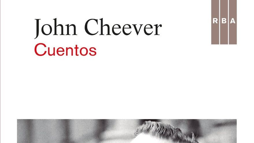 Portada de 'Cuentos completos' de Cheever (editorial RBA)
