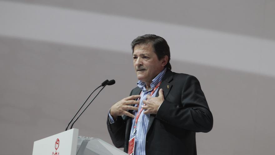 Fernández dice que la posición federal respecto a la reforma electoral ratifica la postura en Asturias