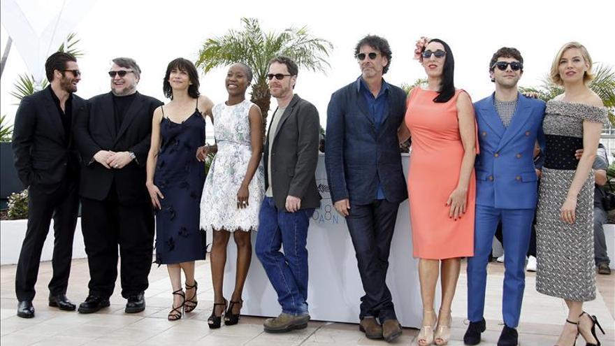 Los Coen y Guillermo del Toro dominan un jurado de Cannes abierto a todo