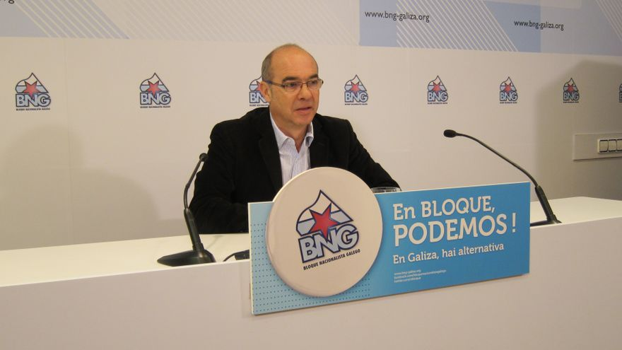 """El BNG cree que el alcalde de Orense deberá """"asumir responsabilidades políticas"""" en el """"momento oportuno"""""""
