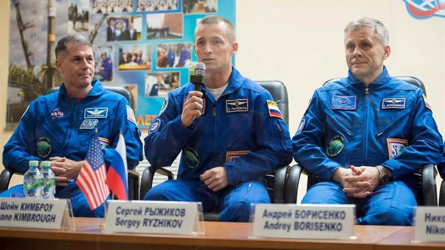 Cosmonautas rusos cultivarán pimientos en la Estación Espacial Internacional