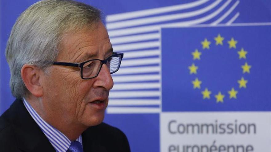 """Juncker asegura que no hay """"conflicto de interés"""" por el escándalo """"LuxLeaks"""""""