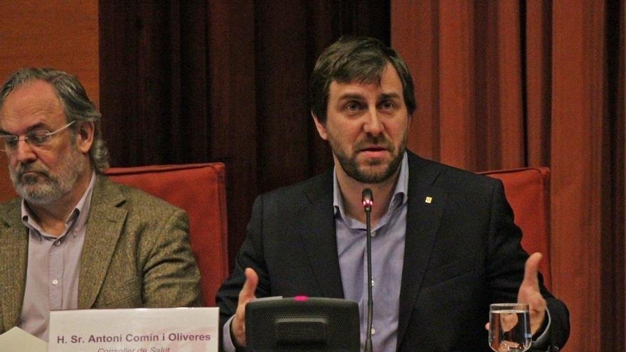 """El conseller Comín augura del Gobierno """"algún tipo de intervención"""" sobre las instituciones catalanas"""
