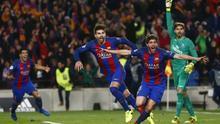 El Barça logró una gesta que quedará en la historia de la Champions League