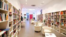 Librería La Pantera Rossa, con dos eses