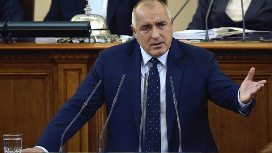 El Parlamento búlgaro aprueba la dimisión del Gobierno de Borisov