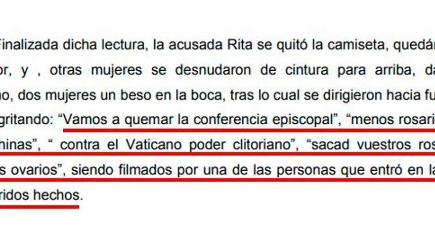 Fuente: Sentencia de la Audiencia Provincial de Madrid