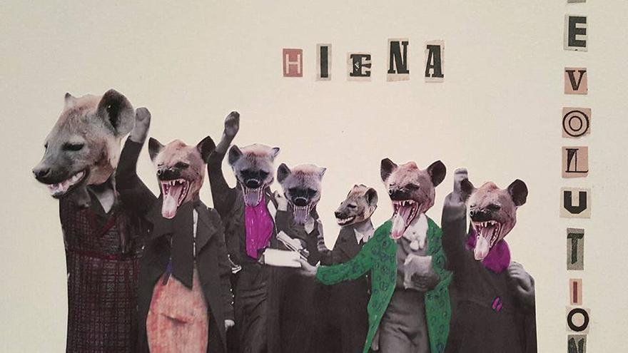 Collage de portada de 'La Caja de Pandora'/ Aurora Duque