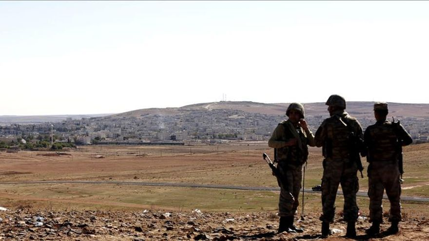 Cuatros soldados turcos heridos en un ataque del Estado Islámico en Irak