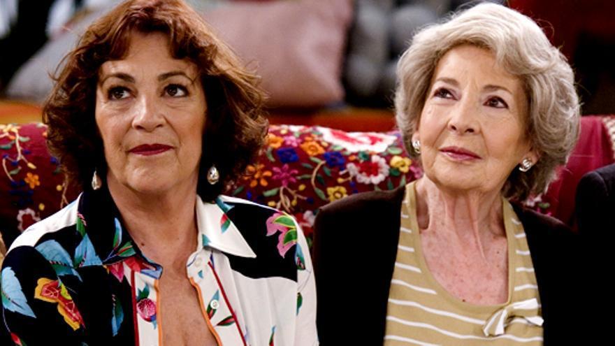 """Carmen Maura, Juanjo Puigcorbé y Alicia Hermida, """"Okupados"""" en la nueva serie de TVE"""