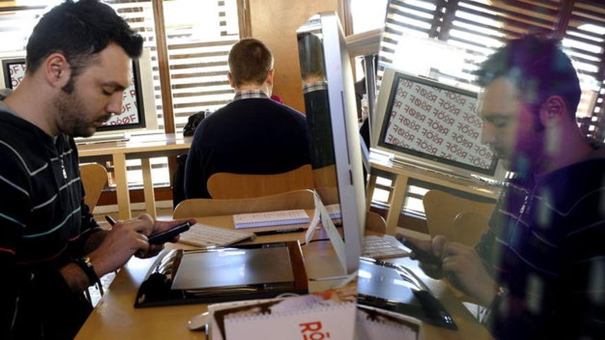 Coworking, oportunidad del trabajador autónomo. (EFE)